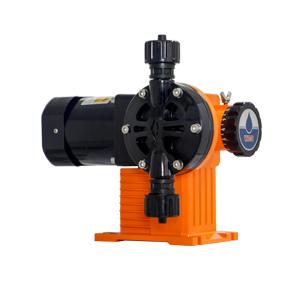 MG Diaphragm Dosing Pump by WRS Chemical Dosing Pump Manufacturer